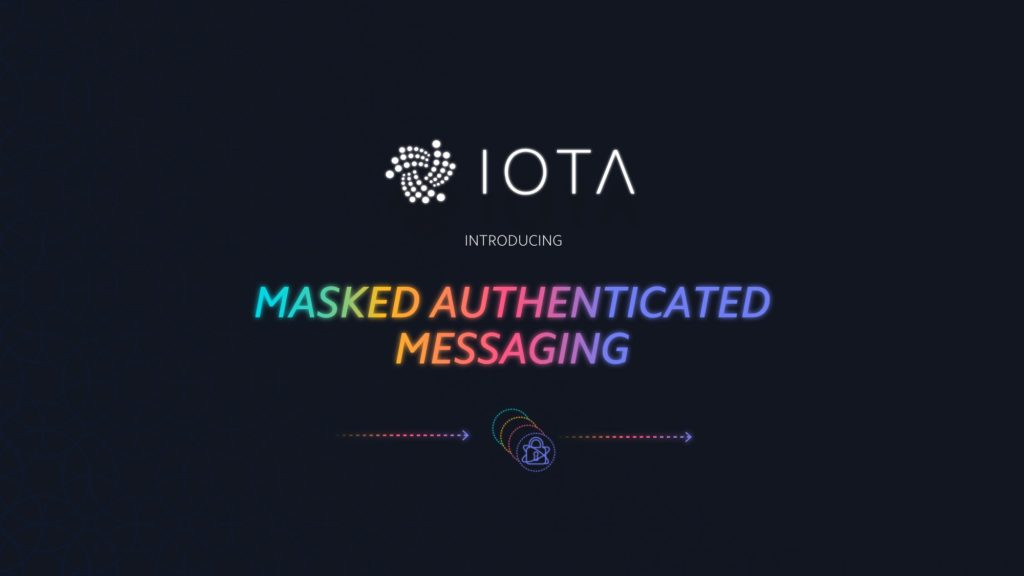 masked authenticated messaging