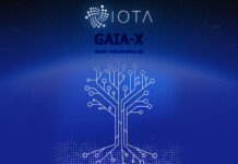 Tangle de IOTA GAIA-X - IOTA Hispano