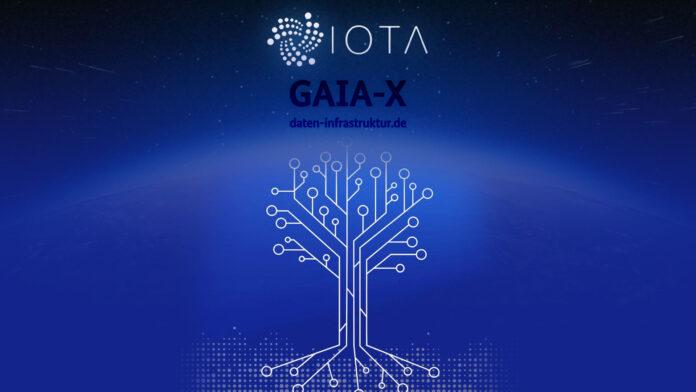 Tangle de IOTA GAIA-X - IOTA Hispano