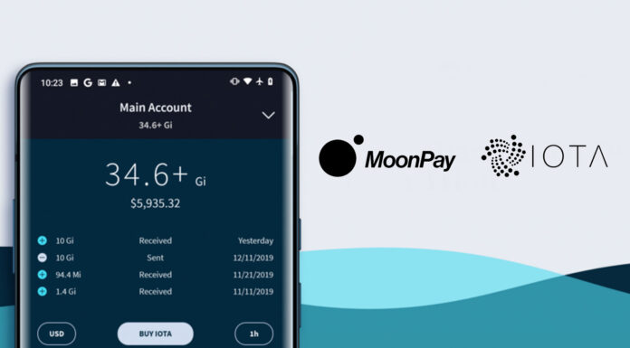From IOTA to the Moonpay - IOTA Hispano