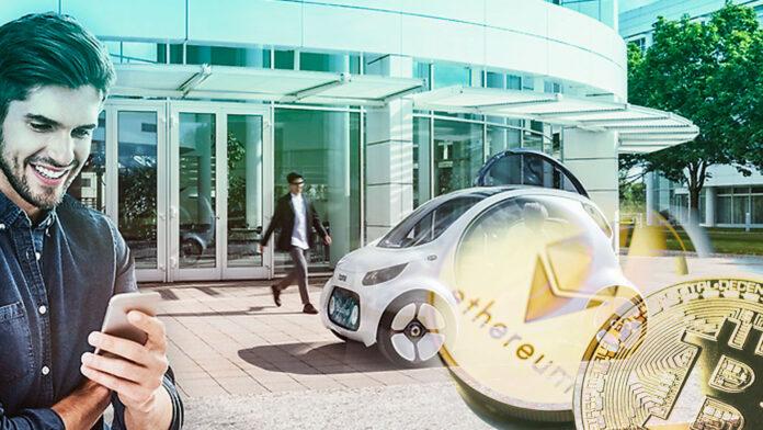 Industria de la movilidad - IOTA Hispano