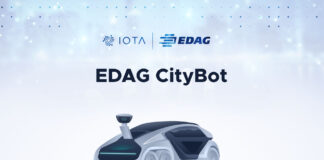 Tangle-IOTA en CityBot - IOTA Hispano
