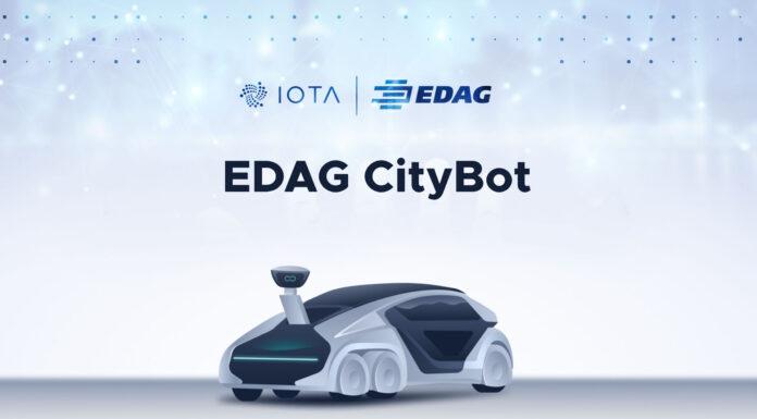Tangle-IOTA en CityBot - IOTA Hispano